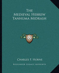 The Medieval Hebrew Tanhuma Midrash