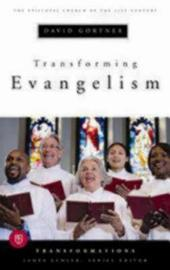 Transforming Evangelism by David T. Gortner image