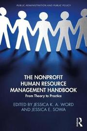 The Nonprofit Human Resource Management Handbook