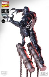 Marvel: Venom - 1:10 Scale Statue