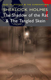 "Sherlock Holmes - ""The Shadow of the Rat"" and ""The Tangled Skein"" by David Stuart Davies image"