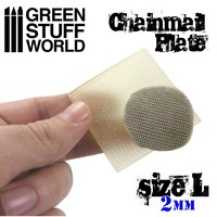 Green Stuff World : ChainMail Texture Plate (Size L)