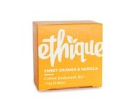 Ethique Sweet Orange & Vanilla Crème Bodywash Bar (110g)