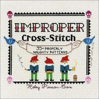 Improper Cross-Stitch by Haley Pierson-Cox