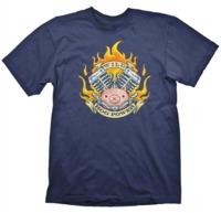 """Overwatch T-Shirt """"Roadhog"""", S"""