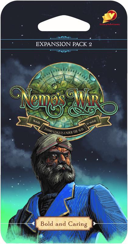 Nemos War: 2nd Edition - Bold & Caring Expansion