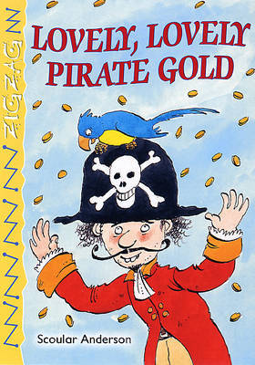 Lovely, Lovely Pirate Gold by S Anderson image