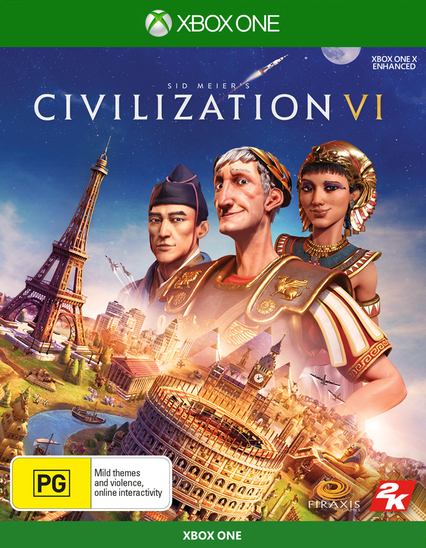 Sid Meier's Civilization VI for Xbox One