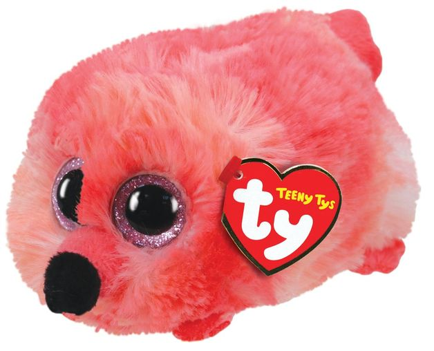 TY Teeny: Gilda Flamingo - Small Plush