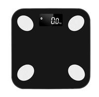 Smart Electronic Body Scale - Black