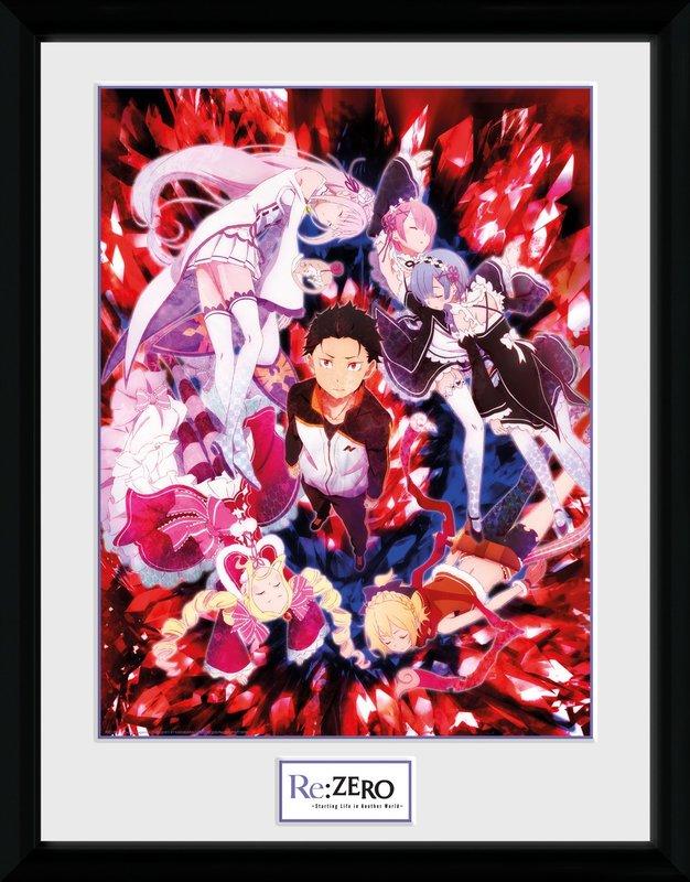 Re: Zero [Season 1] Key Art - Collector Print (41x30.5cm)