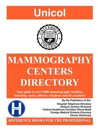 Mammography Centers Directory, 2009 Edition image
