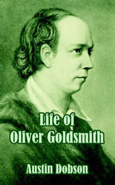Life of Oliver Goldsmith image