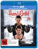 Hansel & Gretel: Witch Hunters (3D Blu-ray/Blu-ray) DVD