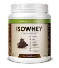 IsoWhey Protein Shake - Ivory Coast Chocolate (1.28kg)
