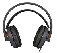 SteelSeries Siberia V3 Prism Gaming Headset (Cool Grey) for PC Games image