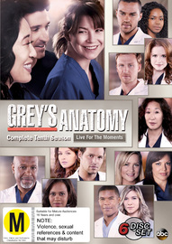 Grey's Anatomy - Complete Tenth Season on DVD