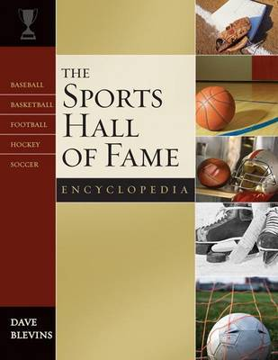 The Sports Hall of Fame Encyclopedia by Dave Blevins image