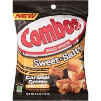 Combos Baked Snacks - Caramel Creme (170g)