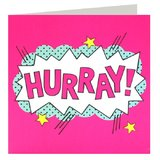 Hurray! Card