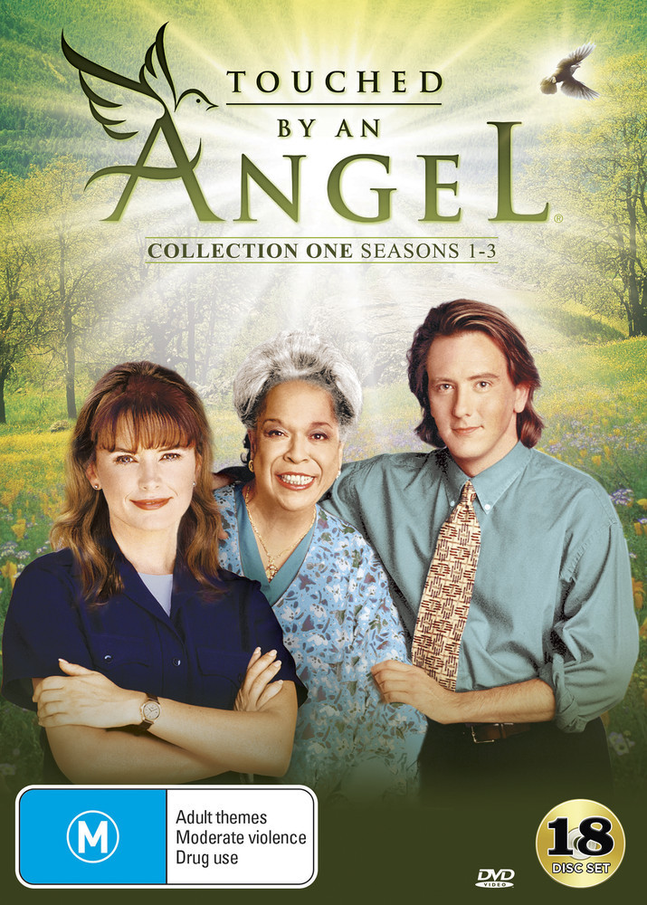 Touched By An Angel - Collection One (Season 1-3) on DVD image