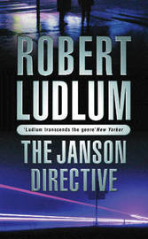 The Janson Directive by Robert Ludlum image