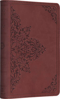 Compact Bible-ESV-Filigree Design image