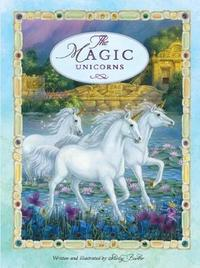 The Magic Unicorns by Shirley Barber image