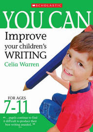 Improve Your Children's Writing Ages 7-11 by Celia Warren image