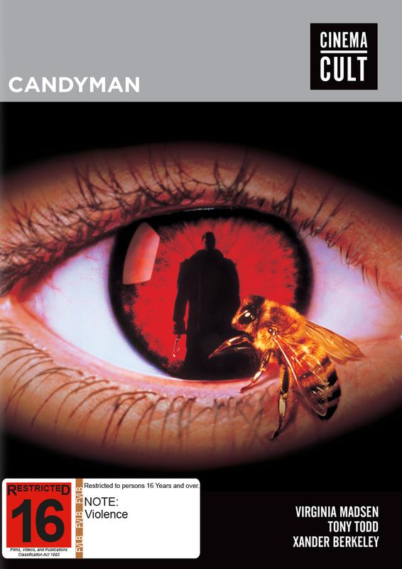 Cinema Cult - Candyman on DVD