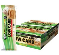 BSc High Protein Low Carb Bar - Apple Pie (8x60g)