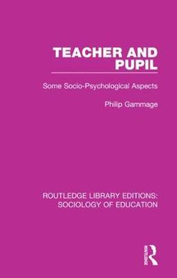 Teacher and Pupil by Philip Gammage image