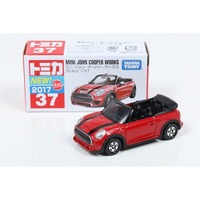 Tomica: 37 Mini John Cooper Works