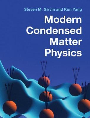 Modern Condensed Matter Physics by Steven M. Girvin image