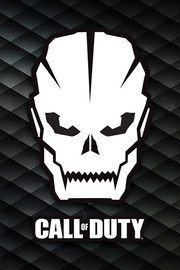 Call Of Duty Maxi Poster - Skull (934)