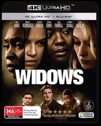 Widows on UHD Blu-ray