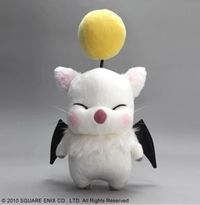 Final Fantasy XIV: Moogle (Kuplu Kopo) - Plush Toy image