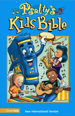 Psalty Kids Bible by International Bible Society image