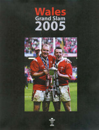 Wales Grand Slam: 2005 by Eleanor Taylor image