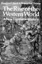 The Rise of the Western World by Douglass C. North
