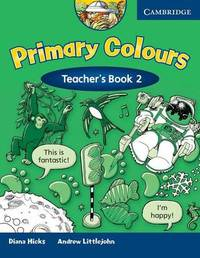 Primary Colours 2 Teacher's Book by Diana Hicks image