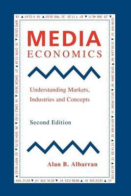 Media Economics by Alan B Albarran image