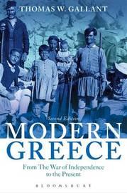 Modern Greece by Thomas W. Gallant