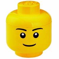 LEGO Storage Head Small (Boy)