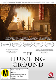 The Hunting Ground on DVD