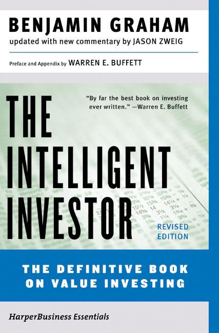 The Intelligent Investor by Benjamin Graham image