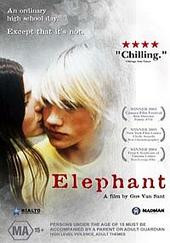 Elephant on DVD