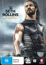 WWE: Seth Rollins - Building The Architect on DVD