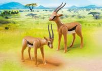 Playmobil: Wildlife - Gazelles image