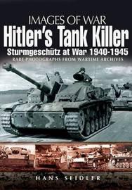 Hitler's Tank Killer by Hans Seidler image